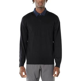 Icebreaker Nova Sweat-shirt Homme, black